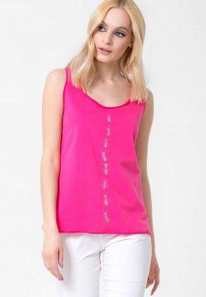 Майка LO. Цвет: розовый