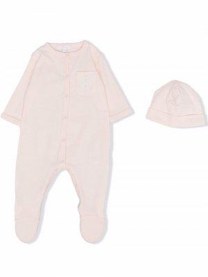 Комплект для новорожденного Chloé Kids. Цвет: розовый