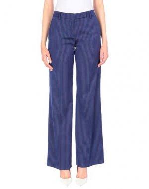 Повседневные брюки ALTUZARRA. Цвет: темно-синий