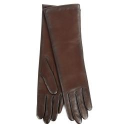 Перчатки CELIA/AGN/W темно-коричневый AGNELLE