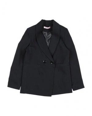 Пиджак MISS BLUMARINE. Цвет: черный