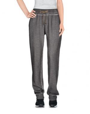 Повседневные брюки DONNAVVENTURA by ALVIERO MARTINI 1a CLASSE. Цвет: свинцово-серый