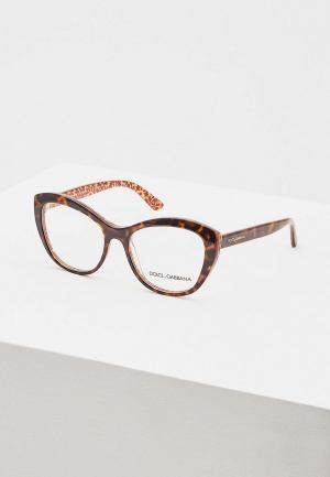 Оправа Dolce&Gabbana DG3284 3204. Цвет: коричневый