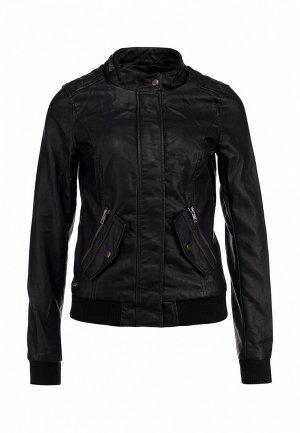 Куртка House HO647EWBCT19. Цвет: черный