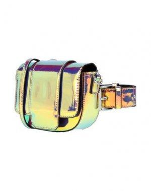 Рюкзаки и сумки на пояс ESSENTIEL ANTWERP. Цвет: зеленый