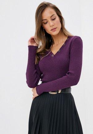 Пуловер Love Republic Exclusive online. Цвет: фиолетовый