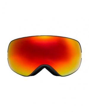 Солнечные очки DRAGON. Цвет: красный