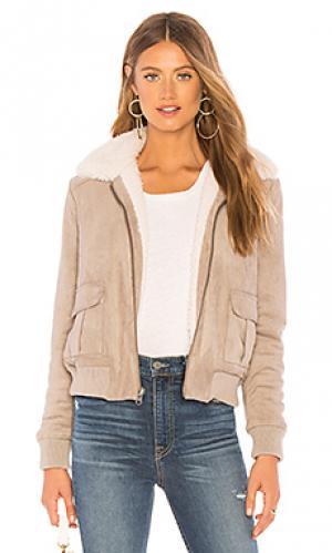 Куртка ira cupcakes and cashmere. Цвет: серо-коричневый