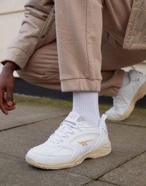 Белые кроссовки BXT-Белый Hi-Tec