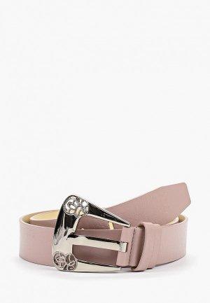 Ремень Franchesco Mariscotti. Цвет: розовый