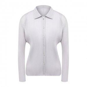 Рубашка Issey Miyake. Цвет: серый