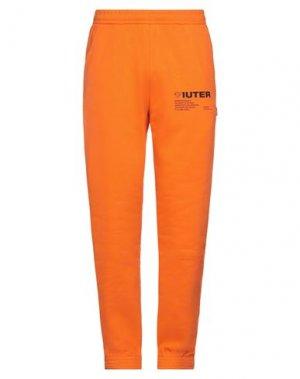 Повседневные брюки IUTER. Цвет: оранжевый