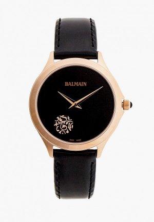 Часы Balmain Flamea II. Цвет: черный