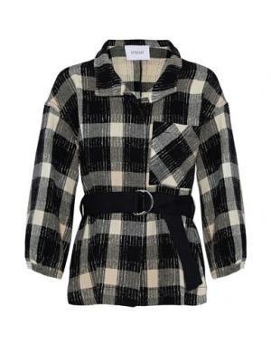 Куртка DEREK LAM 10 CROSBY. Цвет: черный