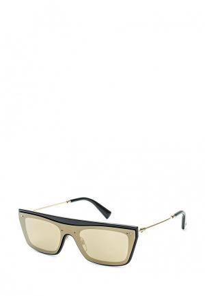 Очки солнцезащитные Valentino VA779DWSTI32. Цвет: черный