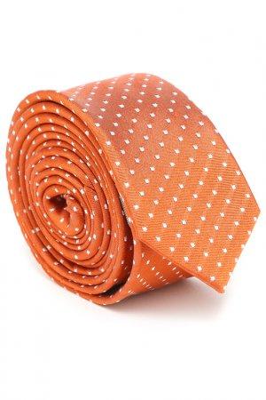 Галстук Ketroy. Цвет: оранжевый