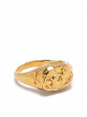 Перстень Capricorn Alighieri. Цвет: золотистый