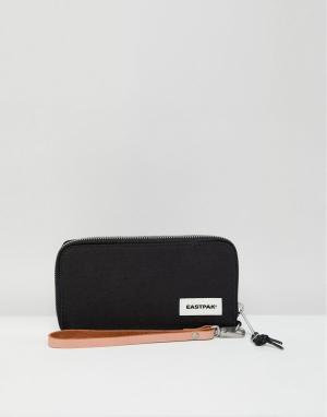 Черный бумажник Rosalind Superb Eastpak. Цвет: черный