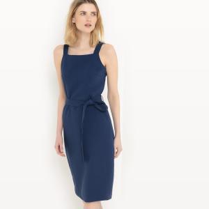 Платье-сарафан однотонное LA REDOUTE COLLECTIONS. Цвет: хаки