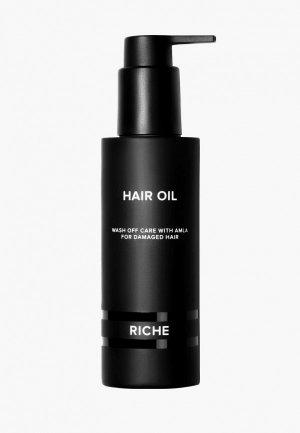 Масло для волос Riche Амла питание и восстановление, 250 мл. Цвет: прозрачный