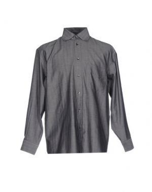 Pубашка GERANI. Цвет: свинцово-серый