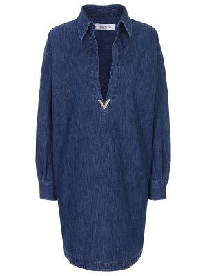 Платье джинсовое VALENTINO
