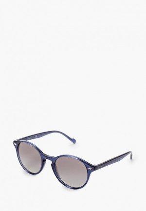 Очки солнцезащитные Vogue® Eyewear VO5327S 276011. Цвет: синий