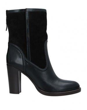 Полусапоги и высокие ботинки CHLOÉ. Цвет: черный
