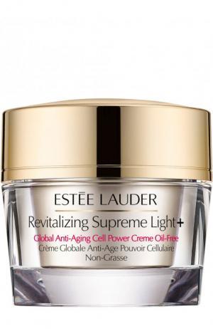 Крем для сохранения молодости кожи Revitalizing Supreme Light+ Estée Lauder. Цвет: бесцветный