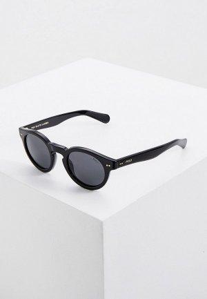 Очки солнцезащитные Polo Ralph Lauren PH4165 500187. Цвет: черный