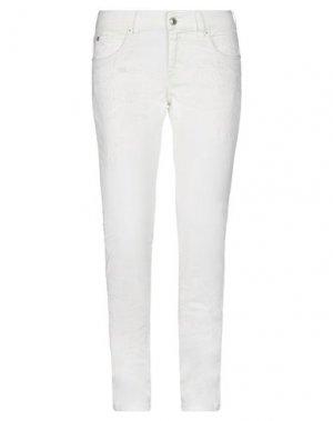 Повседневные брюки DRYKORN. Цвет: белый