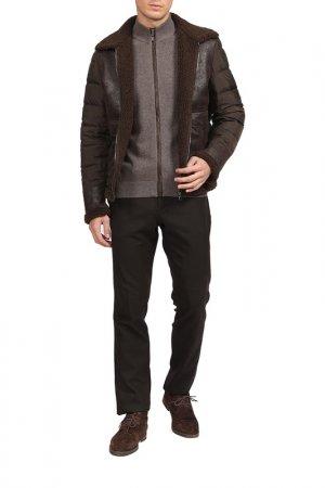 Куртка Kanzler. Цвет: коричневый