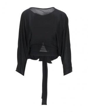 Блузка KAOS. Цвет: черный