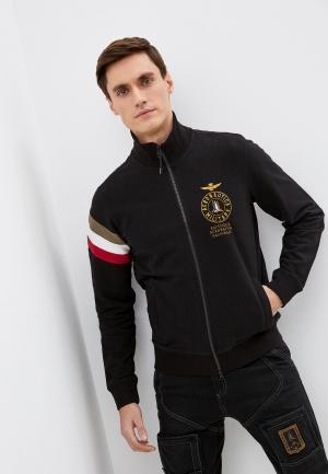 Олимпийка Aeronautica Militare. Цвет: черный
