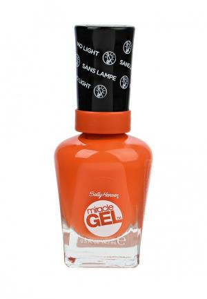 Гель-лак для ногтей Sally Hansen Miracle Gel, 620 Tribal Sun, 14 мл. Цвет: оранжевый