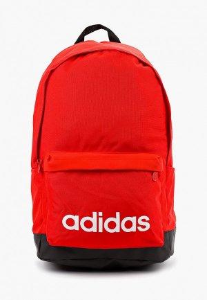 Рюкзак adidas LIN CLAS BP XL. Цвет: красный