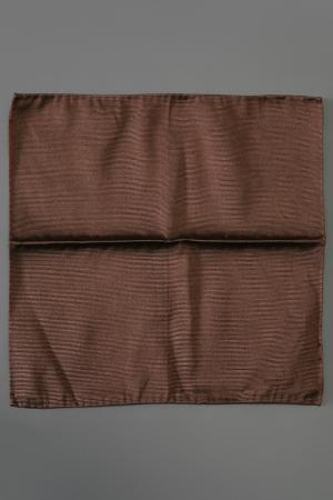Платок Harry & Sons. Цвет: коричневый