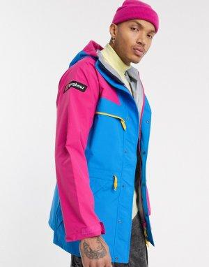 Розовая куртка Tempest 89-Розовый Berghaus
