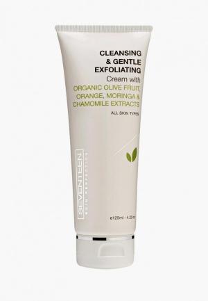 Крем для лица Seventeen Мягкий отшелушивающий Cleansing and Gentle Exfoliating Cream, 125 мл. Цвет: прозрачный