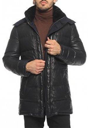 Куртка NIPAL. Цвет: синий