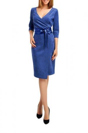 Платье Giulia Rossi. Цвет: васильковый2