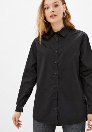 Рубашка Guess Jeans. Цвет: черный