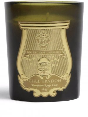 Mini Bougie Balmoral candle Cire Trudon. Цвет: зеленый