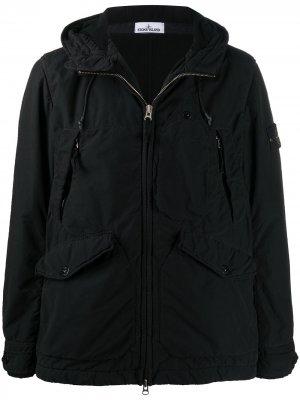Куртка David Light TC Stone Island. Цвет: черный