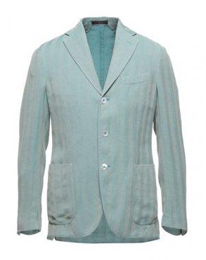 Пиджак THE GIGI. Цвет: бирюзовый