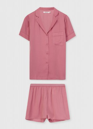 Пижама O`Stin. Цвет: пыльно-розовый