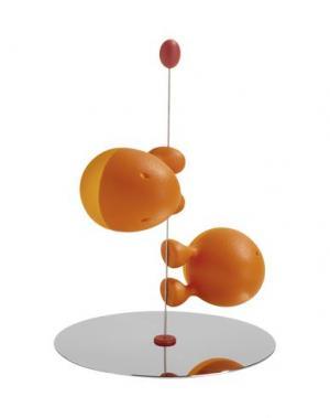 Предмет сервировки стола ALESSI. Цвет: оранжевый
