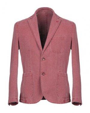 Пиджак MARTIN ZELO. Цвет: красный