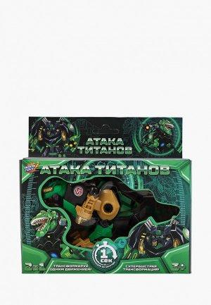 Робот Woow Toys Динозавр. Цвет: зеленый