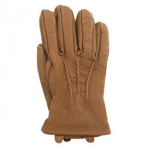 Кожаные перчатки 1903 Harley-Davidson. Цвет: бежевый